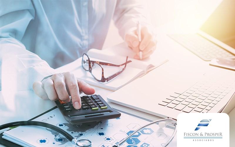 Contabilidade Para Médicos E Profissionais Da Saúde Da Escrituração Fiscal à Tomada De Decisão - Contabilidade em São Paulo - SP | Fiscon e Prosper Associados - Contabilidade para médicos e profissionais da saúde — Da escrituração fiscal à tomada de decisão!