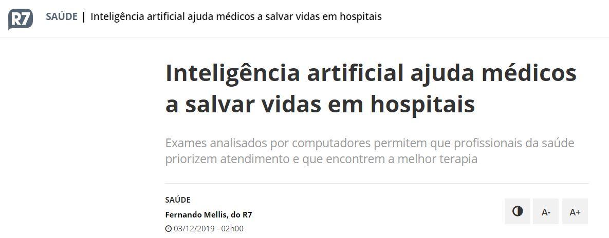 Inteligencia Artificial - Contabilidade em São Paulo - SP | Fiscon e Prosper Associados