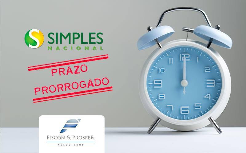Simples Nacional Fiscon - Contabilidade em São Paulo - SP | Fiscon e Prosper Associados - Comitê aprova prorrogação do pagamento de tributos do Simples Nacional por seis meses
