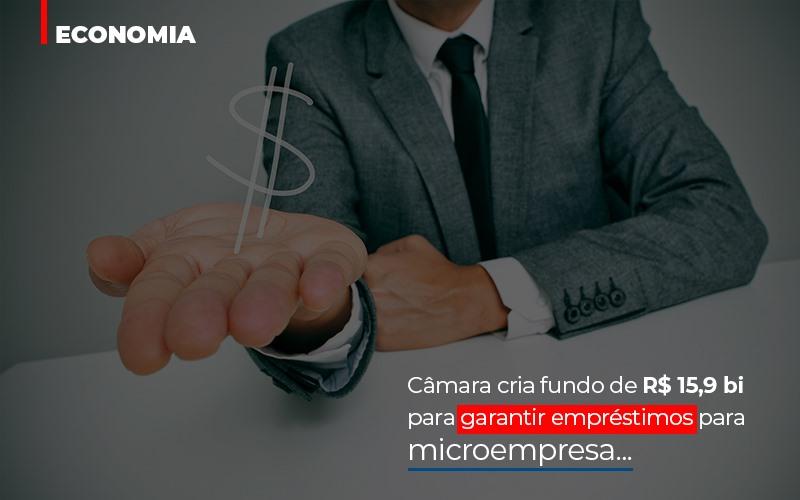 Camara Cria Fundo De Rs 15 9 Bi Para Garantir Emprestimos Para Microempresa - Abrir Empresa Simples - Câmara cria fundo de R$ 15,9 bi para garantir empréstimos para microempresa