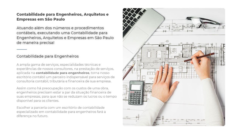 Engenheiro - Contabilidade em São Paulo - SP | Fiscon e Prosper Associados - Contabilidade para Engenheiros, Arquitetos e Empresas em São Paulo
