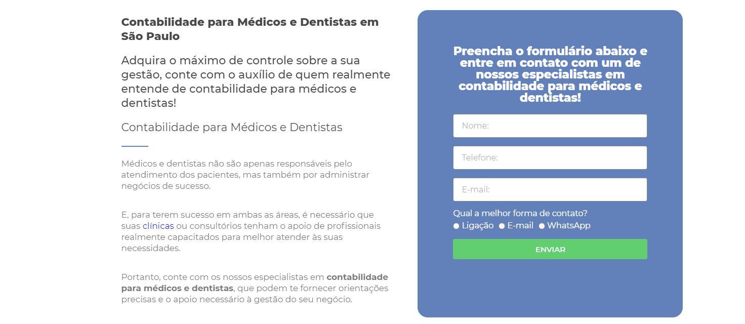 Contabilidade Para Clinica Medicaaa - Contabilidade em São Paulo - SP | Fiscon e Prosper Associados - Contabilidade para Médicos e Dentistas em São Paulo