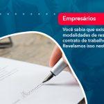 Voce Sabia Que Existem Modalidades De Rescisao De Contrato De Trabalho - Abrir Empresa Simples - Você sabia que existem modalidades de rescisão de contrato de trabalho? Revelamos isso neste artigo!