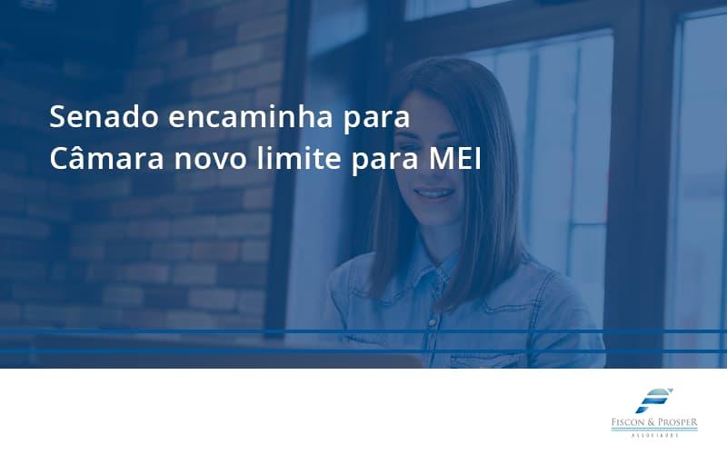 100 Fiscon E Prosper - Contabilidade em São Paulo - SP   Fiscon e Prosper Associados - Senado encaminha para Câmara novo limite para MEI